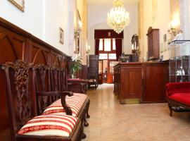 King Charles Boutique Residence Prague Czech Republic