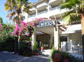 Myra Hotel Marmaris Turkey