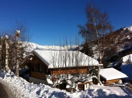 Hotel Photo: Chalet Le Raccard