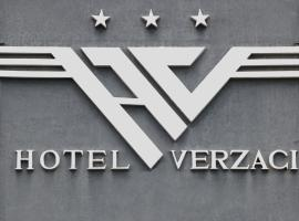 A picture of the hotel: Hotel Verzaci