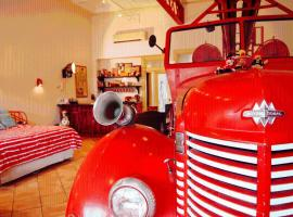 Fire Station Inn Adelaide Australia