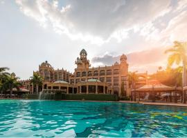 The Palace of the Lost City at Sun City Resort Sun City South Africa