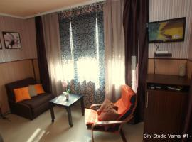City Studio Varna City Bulgarien