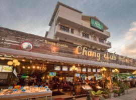 Chang Club Hotel Patong Beach Thailand