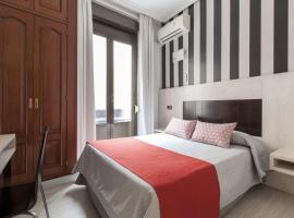 Hostal Castilla I Atocha Madrid Spain