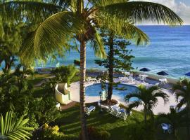 Blue Orchids Beach Hotel Hastings Barbados