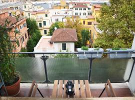 Maurice PentHouse Rome Italy