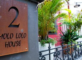 Molo-Lolo House Cape Town South Africa