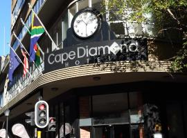 Cape Diamond Boutique Hotel Cape Town South Africa