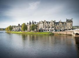 Hotel photo: Columba Hotel Inverness by Compass Hospitality