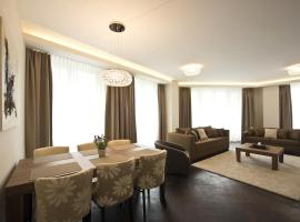 Foto di Hotel: The Square Apartments Vienna
