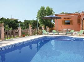 Holiday home Poligono 3 Pascela Llubí Spain