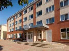 Hotel Photo: AMAKS City Hotel