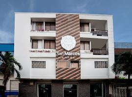 Hotel photo: Hotel San Marcos Barranquilla