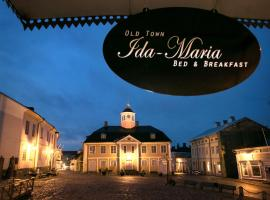 Hotelfotos: Old Town B&B Ida-Maria
