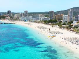 HSM Sandalo Beach Magaluf Spain