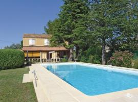 Holiday home Le Val St Pere L-765 Rochefort-du-Gard Francie