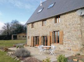Holiday Home Le Gue-Angeray Sourdeval France