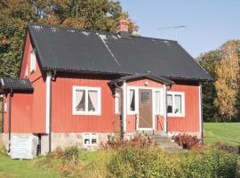Holiday home Vrethagen Lidhult Löckna Sweden