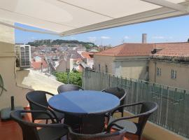 Hotel Photo: Terrace View in Chiado