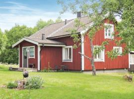 Holiday home Gnosjö Göshult Marieholm スウェーデン