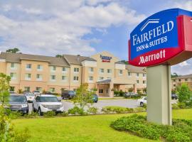 Fairfield Inn & Suites by Marriott Mobile Daphne/Eastern Shore Spanish Fort STATELE UNITE ALE AMERICII