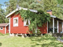 Holiday home Höga Älvängen Verle Sweden