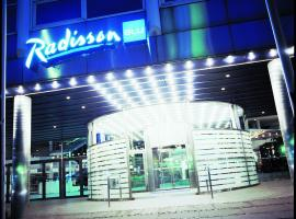 Radisson Blu Falconer Hotel & Conference Center Copenhagen Denmark