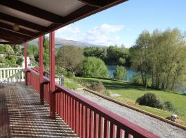 Hotel photo: Riverside Retreat Roxburgh