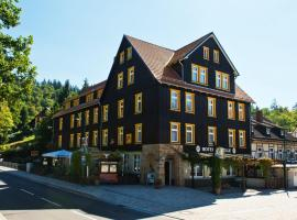 Hotel Photo: GreenLine Ferienhotel Forelle