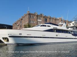 A picture of the hotel: Christina Onassis Yachthotel
