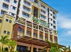 The Pinnacle Hotel and Suites Davao City Philippines