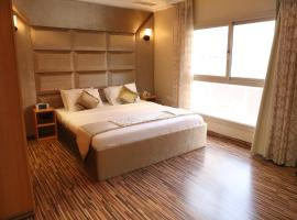 A picture of the hotel: Terrace Furnished Apartments - Mahboula