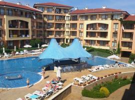 Apartcomplex Panorama Dreams Sveti Vlas Bulgaria