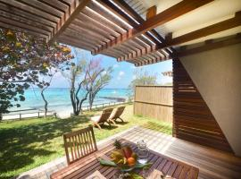 Eolia Luxury Beachfront Villas by BARNES Pointe d'Esny Mauritius