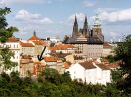 Prague Castle Romantic Apartments Prague Czech Republic