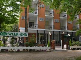 Hotel Week-End Cesenatico Italy