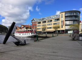 A picture of the hotel: Thon Hotel Halden