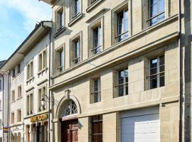 A picture of the hotel: Hine Adon Fribourg