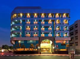 Sun & Sands Sea View Hotel Dubai United Arab Emirates
