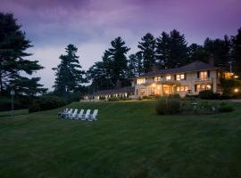 Hotel Photo: The Manor on Golden Pond