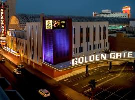 Golden Gate Casino Hotel Las Vegas USA