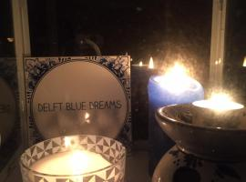 Delft Blue Dreams Bed and Breakfast Delft Netherlands