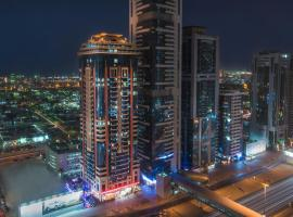 Emirates Grand Hotel Apartments Dubai United Arab Emirates