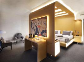 Hotel Photo: StandArt Hotel Moscow. A Member of Design Hotels