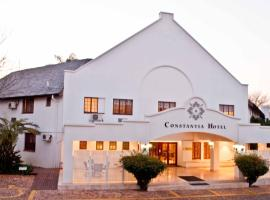 Hotel photo: Constantia Hotel and Conference Centre