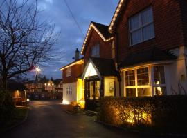 Corner House Hotel Gatwick Horley United Kingdom