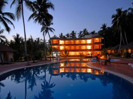 Abad Harmonia Ayurvedic Beach Resort Kovalam India