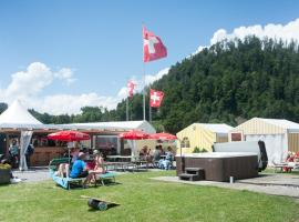 Hotel Photo: Backpackers Tented Village