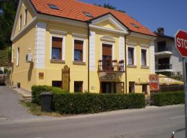 Hotel photo: Apartments Petar Pan